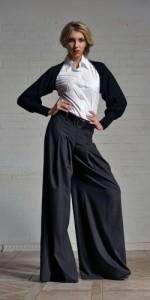 женские брюки юбка