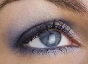 тени подходящие к серым глазам