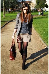 сапоги женские коричневые