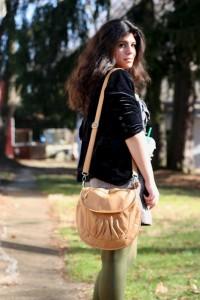 сумки коричневого цвета