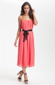 пояс на платье