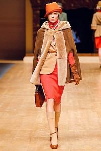 пончо-пальто с чем носить