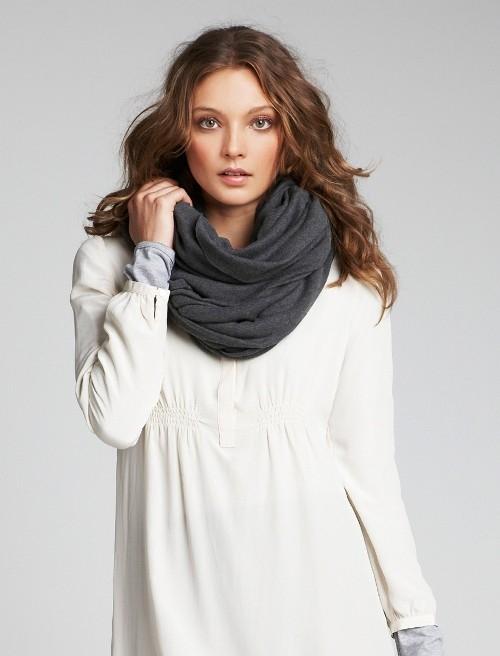 шарфы восьмерки