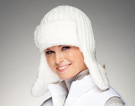 Купить модную шапку - не