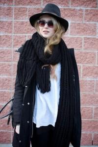 какая шапка подойдет к пальто