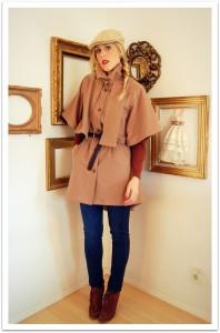 шапка к пальто