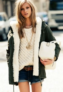 мода зима 2014 фото