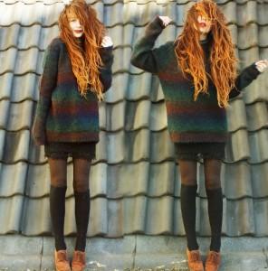 зимние ботинки коричневые