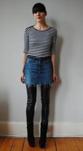 мини юбки джинсовые
