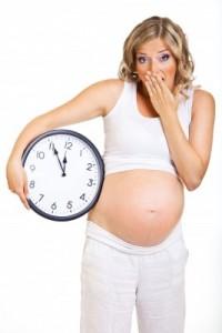 Рассчитать дату родов по месячным