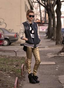 грубые женские ботинки