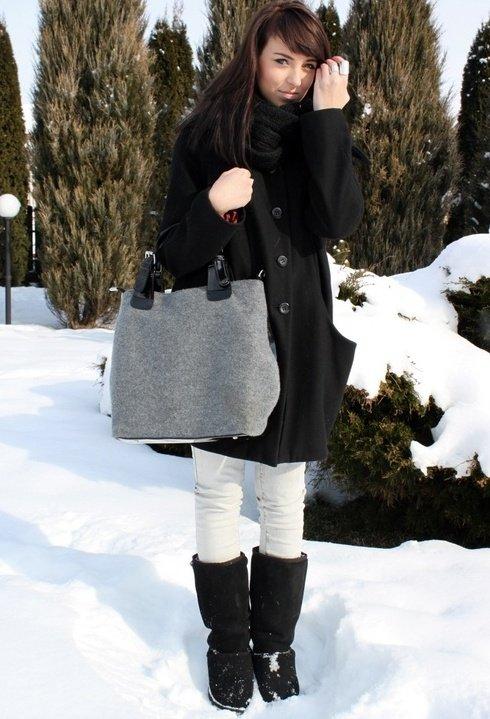 Холодно ли зимой в пальто