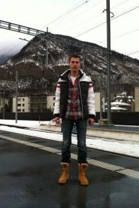 С какой курткой носить тимберленды мужчинам