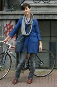 синий пиджак фото