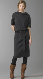шерстяное платье фото