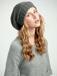 длинная шапка