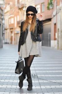 Как правильно носить шапку носок