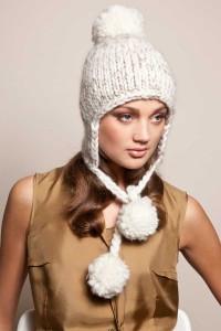 С чем носить шапку-ушанку
