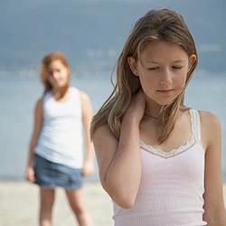 Задержка месячных у девочек
