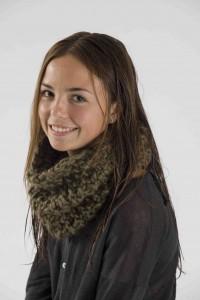 Как одеть шарф 12
