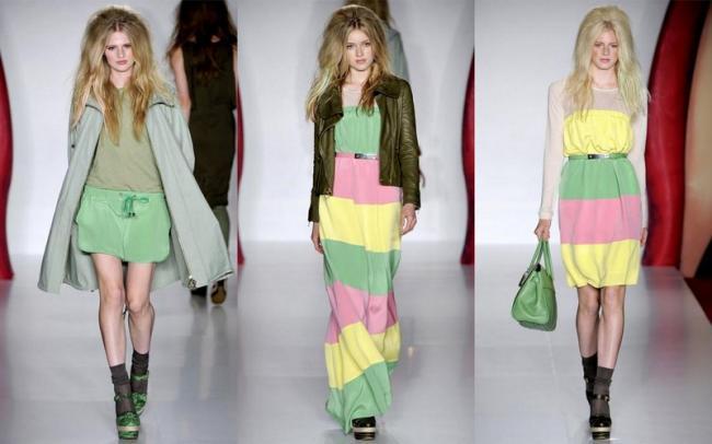 Что модно носить весной-летом 2014
