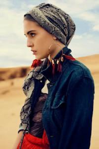 платок на голову
