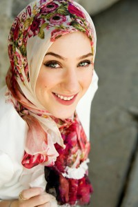 платок на голову фото