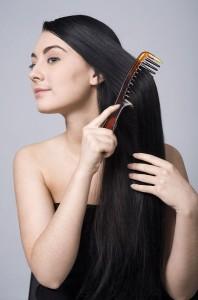 Как волосы сделать толще и гуще