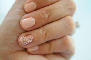 Маникюр на маленькие ногти