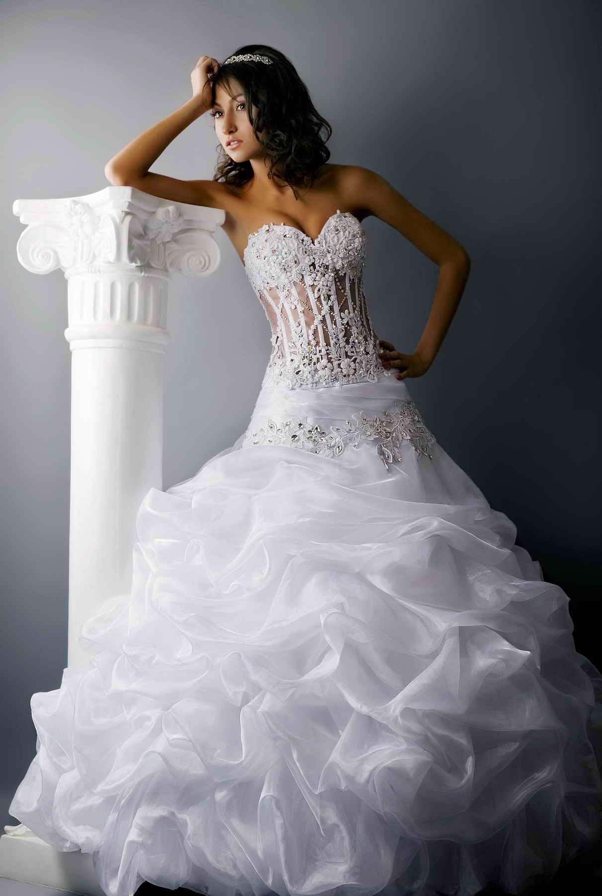 Самое красивое свадебное платье в мире | Искусство быть женщиной