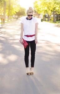 джинсы черного цвета фото