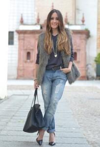 светлые джинсы фото
