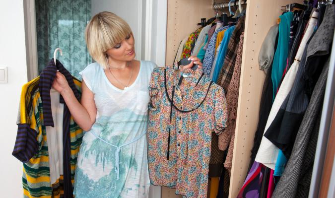 Чтобы дешевая одежда смотрелась дорого  10 советов   Искусство быть ... b13503fe070
