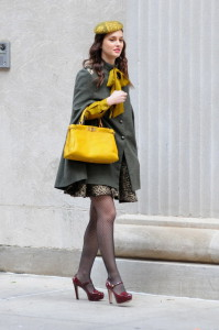 сумка желтого цвета фото
