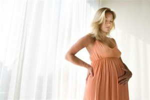 мажущие выделения при беременности
