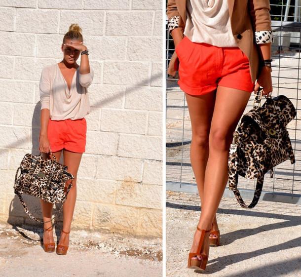 Что одеть с коричневыми босоножками