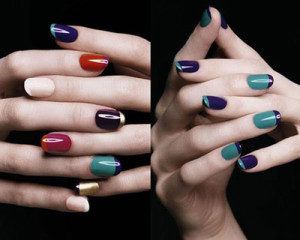 Как сейчас модно красить ногти