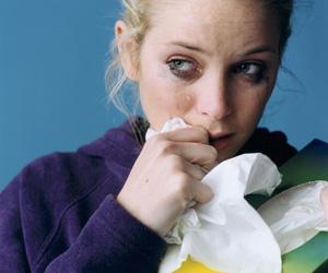 слезы при беременности