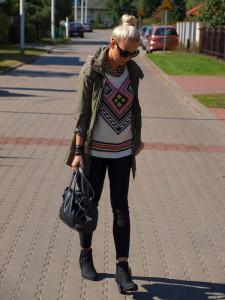 какую обувь носить с  женской паркой фото