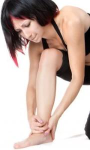 Причины отека ног у женщин
