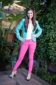 пиджак бирюзового цвета фото