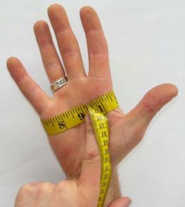 Как определить размер руки для перчаток