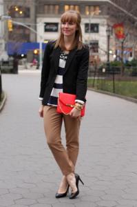 С какой обувью носить укороченные брюки фото