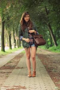 обувь к парке