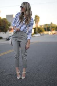 обувь к укороченным брюкам фото