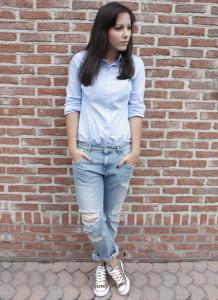какие кеды подходят к джинсам