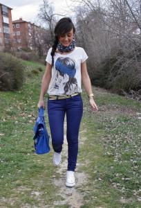 кеды с джинсами фото