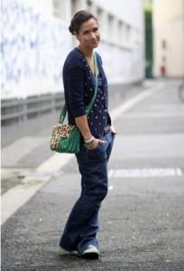 Как носить кеды с джинсами фото
