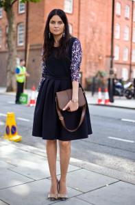 фиолетовое платье фото