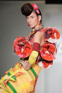 Стиль авангард в одежде